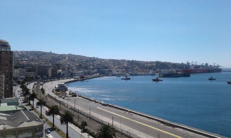 Unlimited Pacific Ocean Views - Image 1 - Valparaiso - rentals