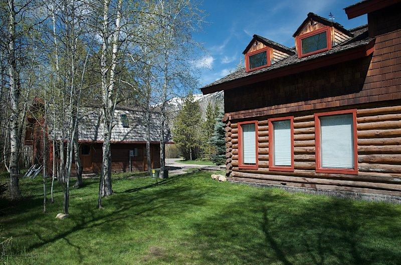 Lake Creek Cabin - Image 1 - Wilson - rentals
