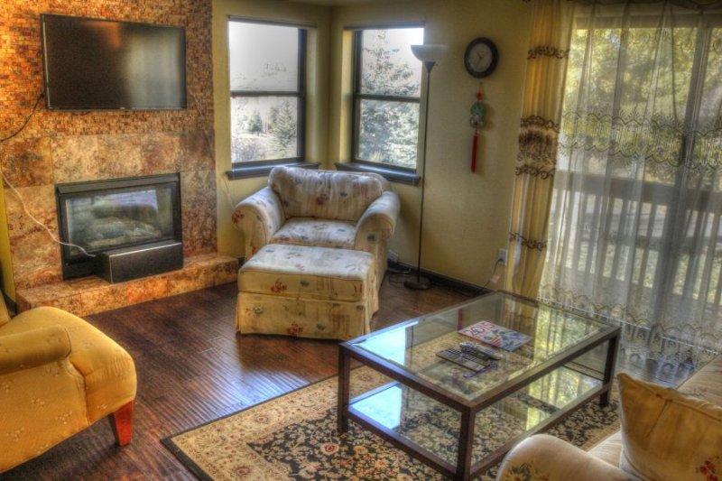 Living room - - 2403 Draw Spur - Avon - Avon - rentals