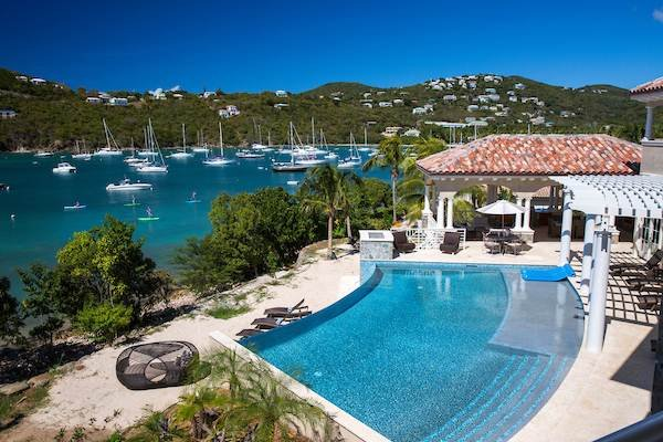 Ardisia: Brand New Luxury Waterfront Villa! - Image 1 - Cruz Bay - rentals