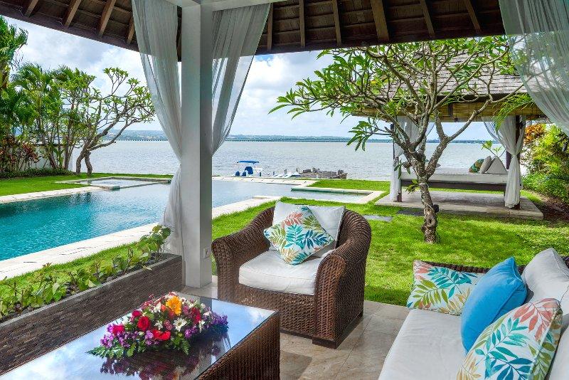 Waterfront villa Sunset. HOT 1-, 2- & 3-bdr rates. - Image 1 - Nusa Dua - rentals