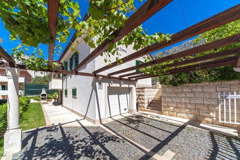 Villa Zivana with pool - Split Riviera - Image 1 - Dugi Rat - rentals