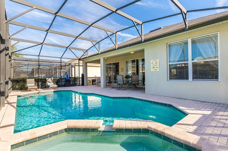 Florida Haven | 4 Bed Pool Home with Games Room, Superhero & Mickey Mouse - Image 1 - Orlando - rentals