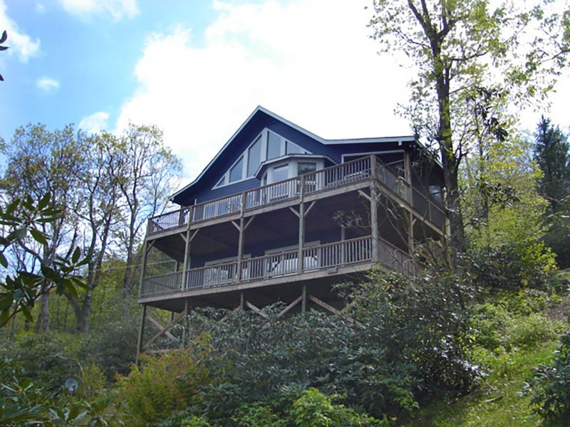 A Mountain House - Image 1 - Blowing Rock - rentals