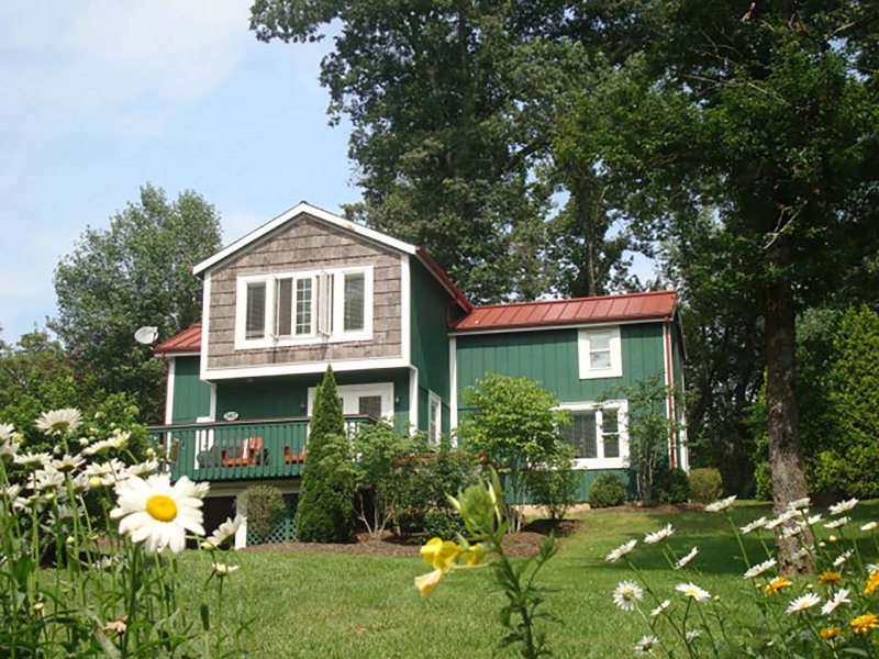 A Parkway Cabin - Image 1 - Boone - rentals