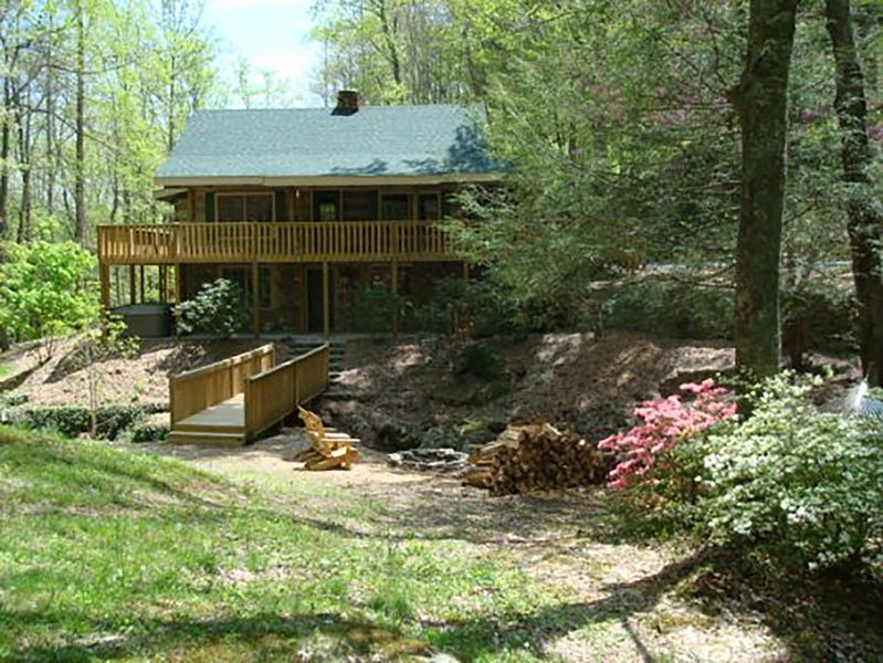 Blackberry Creek Cabin - Image 1 - Lenoir - rentals