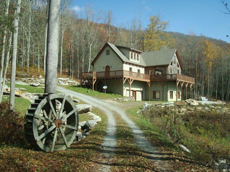 Stoneledge Manor - Image 1 - Banner Elk - rentals
