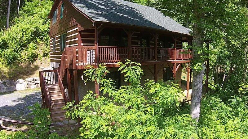 Uncle Johns Cabin - Image 1 - Vilas - rentals
