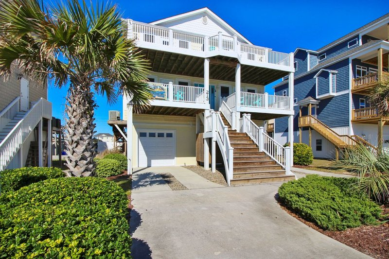 Front - The Scuba Tank - North Topsail Beach - rentals