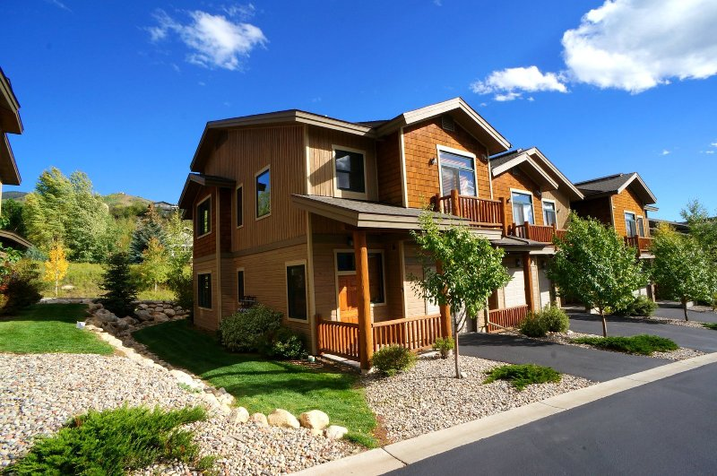 Cornerstone at the Moraine Town Home #40 - Image 1 - Steamboat Springs - rentals