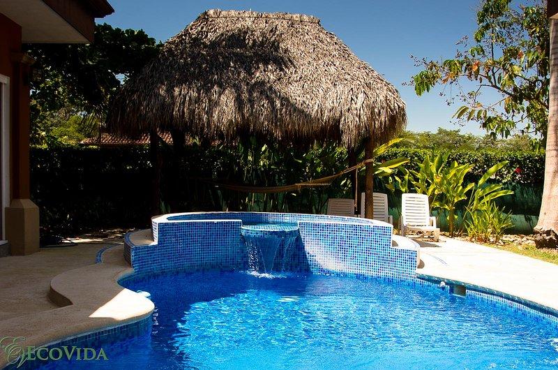 EcoVida Private Pool Homes at Playa Bejuco - Top 10 beach in Costa Rica - Image 1 - Playa Bejuco - rentals