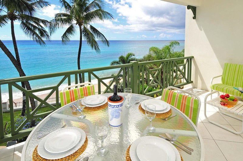 Leith Court 11 - Casual Beachfront Apartment - Image 1 - Christ Church - rentals