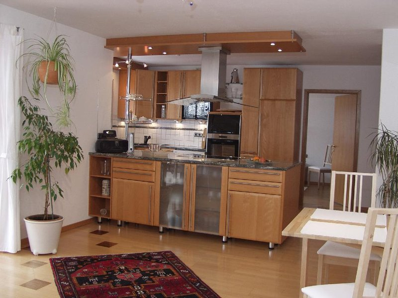 Vacation Apartment in Bad Aibling - 721 sqft, central, completely outfitted, WiFi (# 2326) #2326 - Vacation Apartment in Bad Aibling - 721 sqft, central, completely outfitted - Bad Aibling - rentals