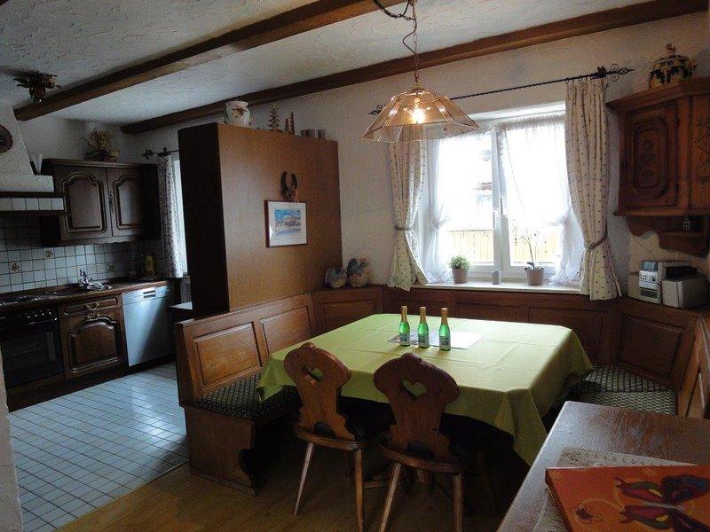 Vacation Apartment in Garmisch-Partenkirchen - 1291 sqft, furnished stylishly (# 565) #565 - Vacation Apartment in Garmisch-Partenkirchen - 1291 sqft, furnished stylishly - Garmisch-Partenkirchen - rentals