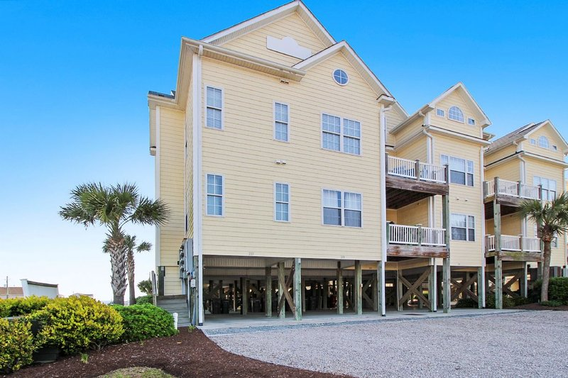 Summerwinds - Summer Winds 207 - Surf City - rentals