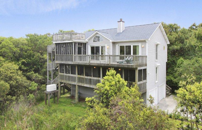 Back of House - Pelicans' Perch - Surf City - rentals