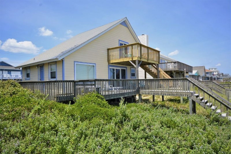 Sundance-Oceanfront Side - Sundance - Surf City - rentals