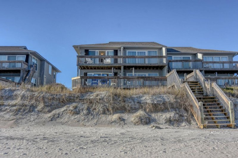 Beach Side - Turtle Cove 908D - Neptune's Lair - Surf City - rentals