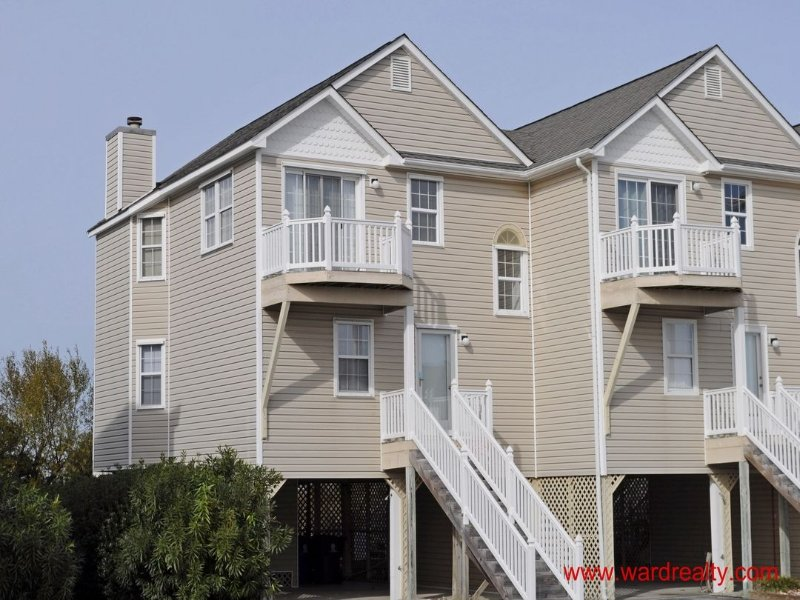 Summer Breeze Exterior - Summer Breeze - North Topsail Beach - rentals