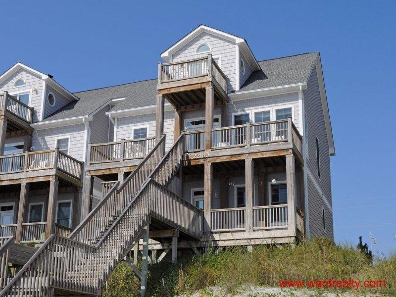 Oceanfront Exterior - Inn Luxury North - Surf City - rentals