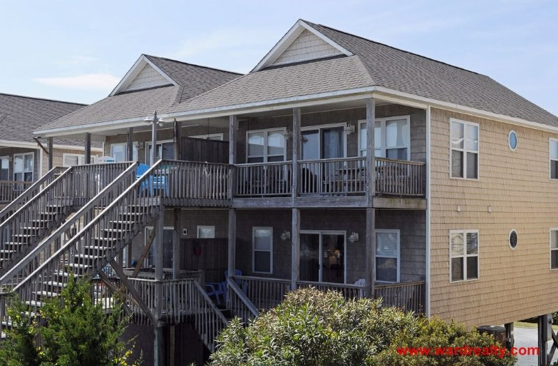 Oceanfront Exterior - Allure - Surf City - rentals