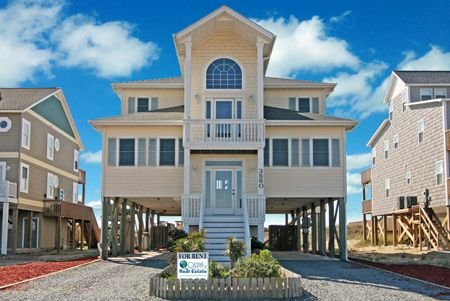 'Island Dream - Image 1 - North Topsail Beach - rentals