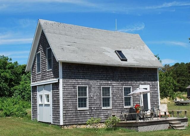 STEP BACK IN TIME COTTAGE WITH LOVELY BEACH! - Image 1 - Chappaquiddick - rentals