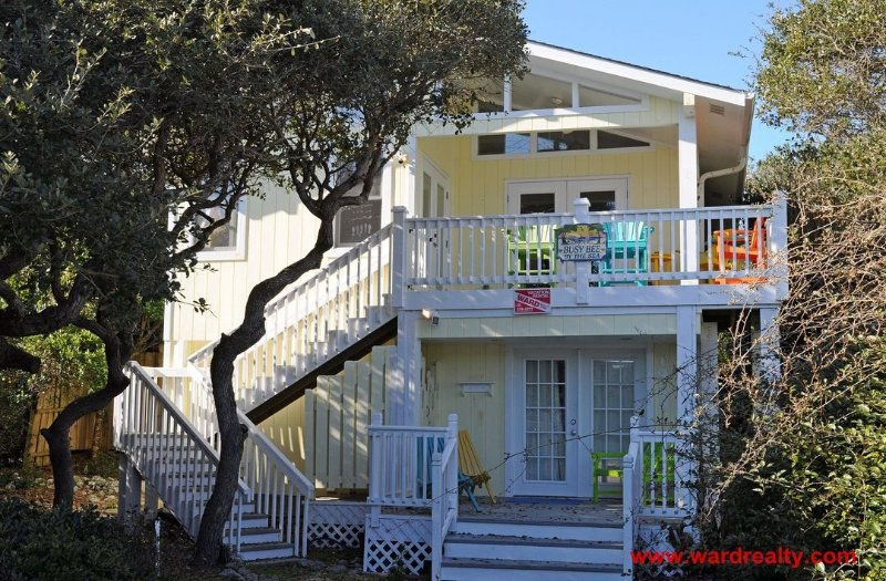 Busy Bee By The Sea Exterior - Busy Bee by the Sea - Surf City - rentals