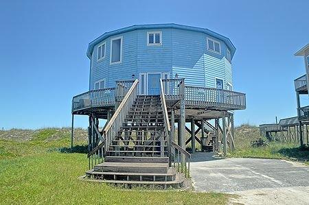 'A Flick's Fantasea - Image 1 - North Topsail Beach - rentals