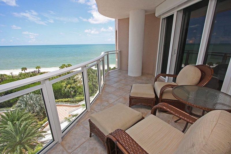 Deck view - Brighton at Bay Colony - Naples - rentals