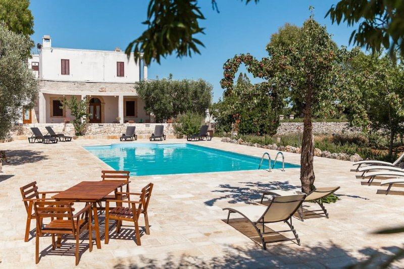 Masseria Tinelli Apulia holiday rental farmhouse - Image 1 - Noci - rentals