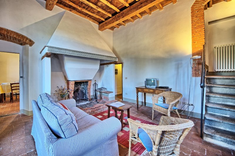 Ancient Hamlet in Tuscany near Florence - Rustici 15 - Image 1 - Grassina Ponte a Ema - rentals