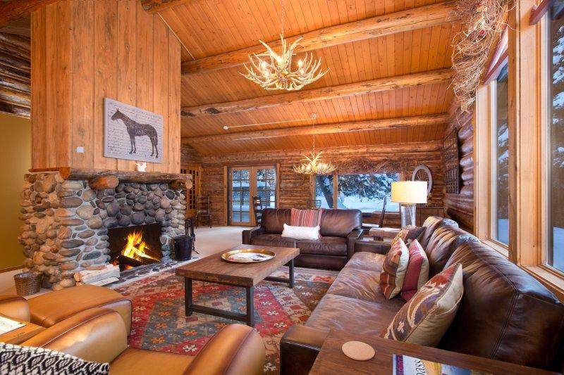 Lake Creek Lodge - Image 1 - Wilson - rentals