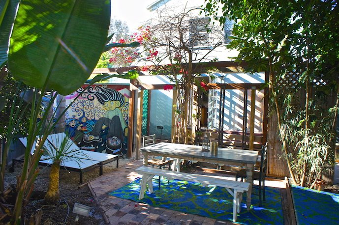 The ultimate outdoor space - San Juan Venice Retreat steps from Abbot Kinney - Los Angeles - rentals