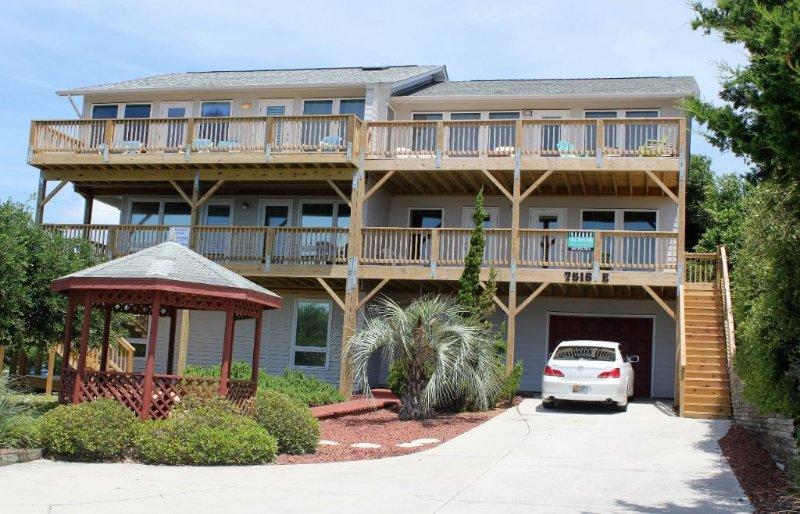 Exterior  - Unwinders- East - Emerald Isle - rentals