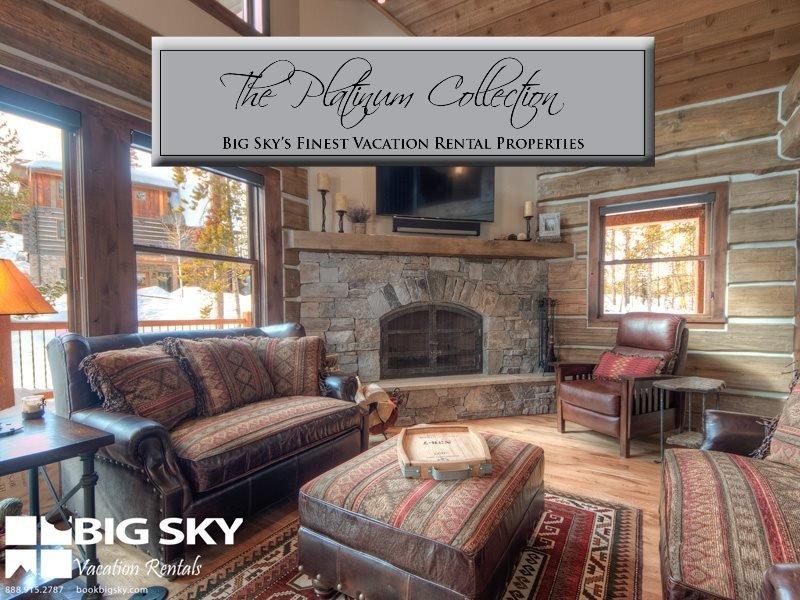Big Sky Resort | Powder Ridge Cabin 13 Oglala - Image 1 - Big Sky - rentals