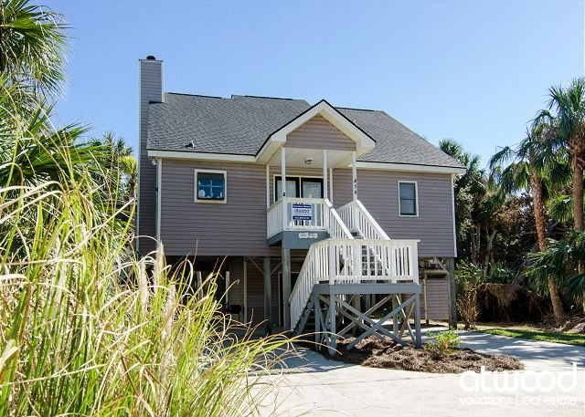Waller's Hollow - Family Friendly Cottage - Image 1 - Edisto Island - rentals