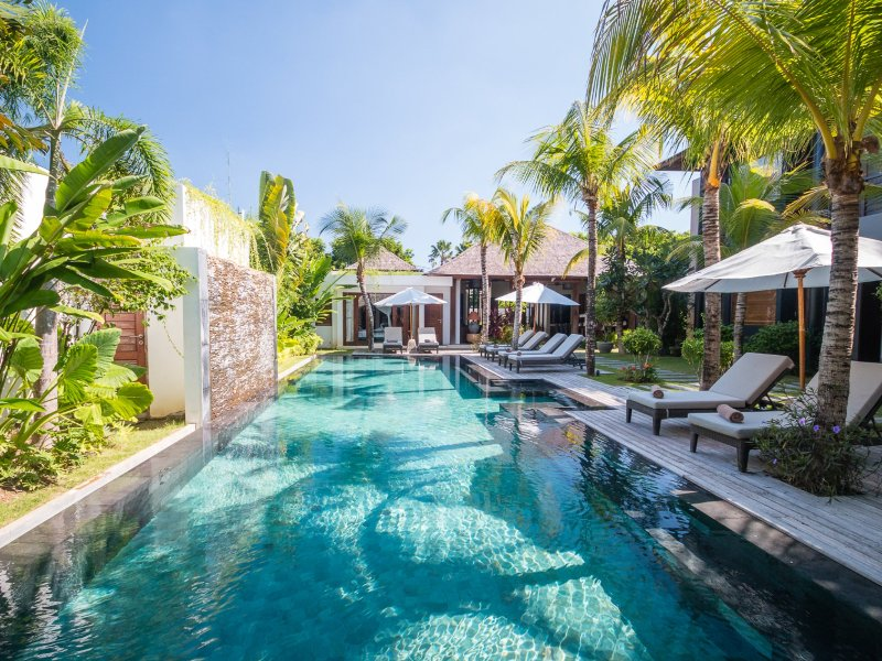 Luxurious 6bdrs Villa In Seminyak - Villa Abakoi - Image 1 - Seminyak - rentals