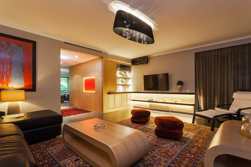 High-end apartment close to Champs-Elysees - Image 1 - Puteaux - rentals