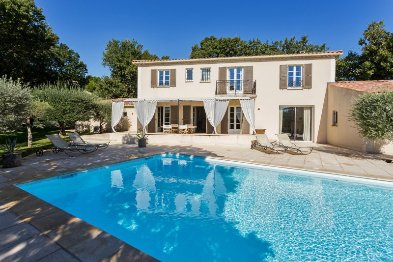 Comfortable Bastide in Luberon - Image 1 - Chateauneuf-de-Gadagne - rentals