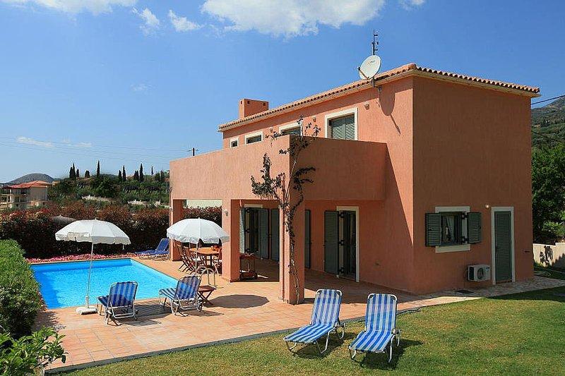 Private Villa with Pool - Villa Vali - Vlachata - rentals