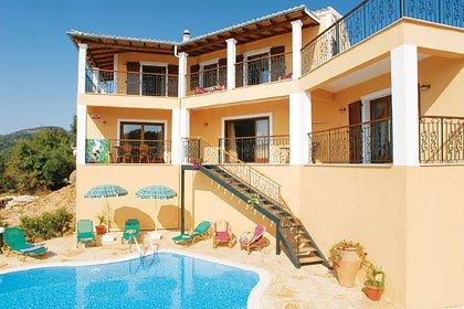 Villa With Private Pool and Sea Views - Villa Christos - Kalami - rentals