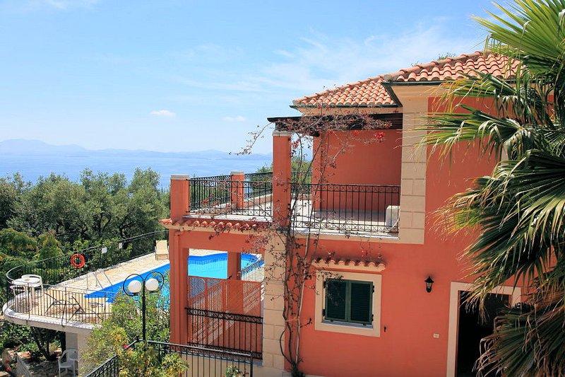 Villa With Private Pool and Sea Views - Villa Youla - Nissaki - rentals