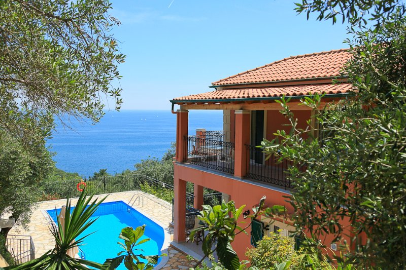 Villa With Private Pool and Sea Views - Vasillis - Nissaki - rentals