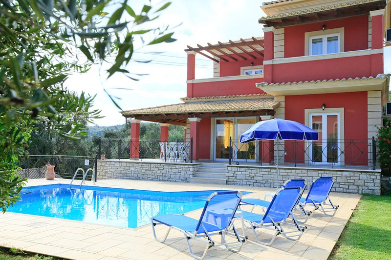 Villa With Private Pool and Great Views - Villa Eleni Agios Stephanos - Agios Stefanos NE - rentals