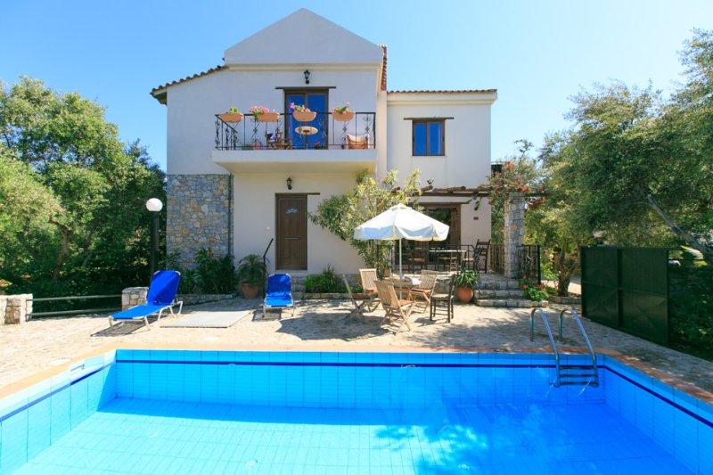 Villa With Private Pool and Garden - Villa Tzina - Tavronitis - rentals