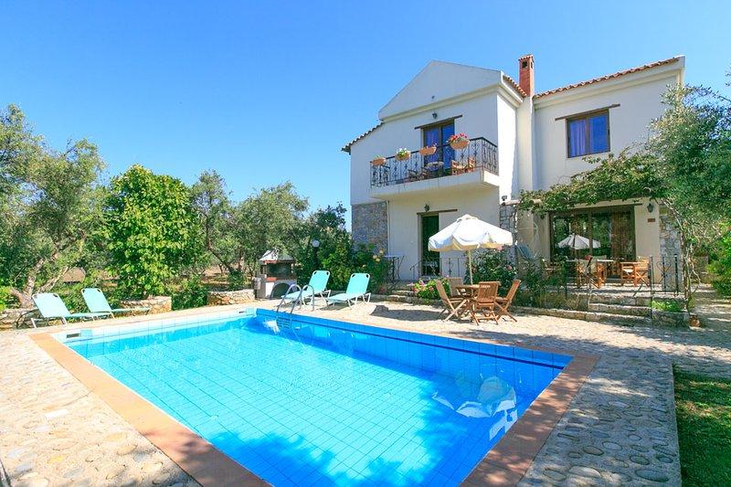 Villa With Private Pool and Garden - Villa Nineta - Tavronitis - rentals