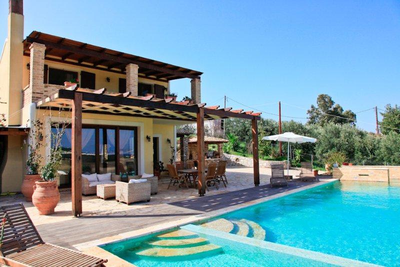 Villa With Private Pool - Villa Zacharenia - Acharavi - rentals