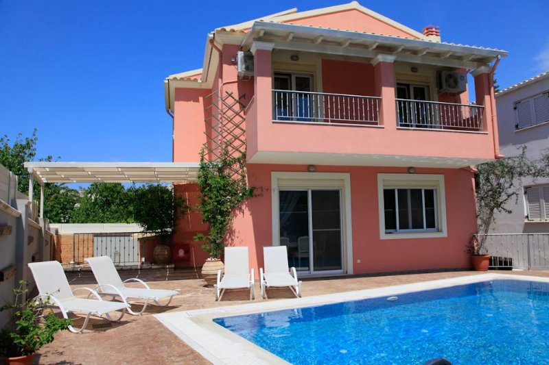 Private Pool - The Doctors House - Kassiopi - rentals
