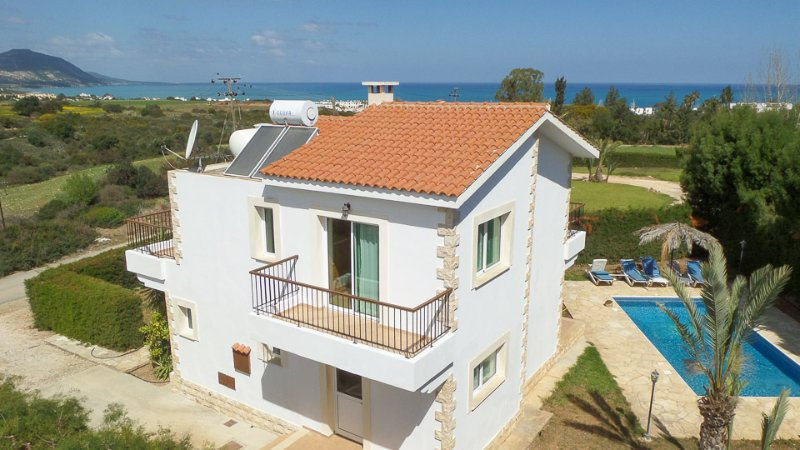 Villa With Private Pool and Sea Views - Villa Alexandros - Prodromi - rentals